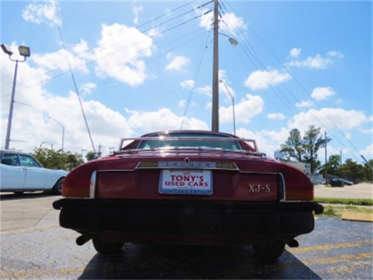Large Picture of 1978 Jaguar XJS - $8,500.00 Offered by Sobe Classics - DUZJ