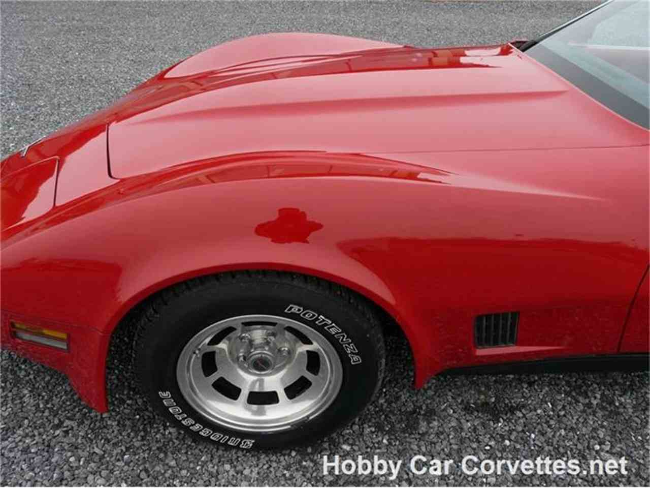 Large Picture of 1981 Corvette - $17,999.00 Offered by Hobby Car Corvettes - DVCX