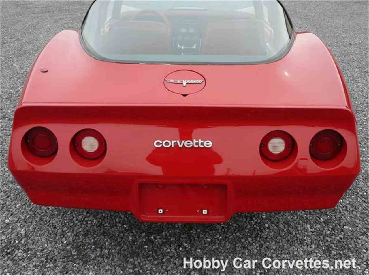 Large Picture of 1981 Corvette located in Pennsylvania - $17,999.00 Offered by Hobby Car Corvettes - DVCX