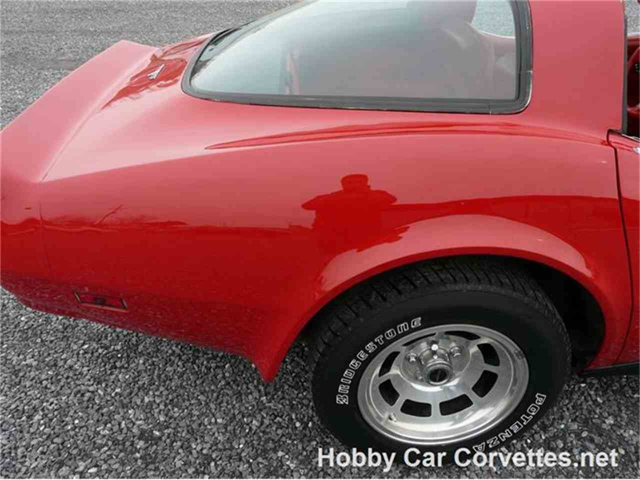 Large Picture of '81 Chevrolet Corvette located in Pennsylvania - $17,999.00 Offered by Hobby Car Corvettes - DVCX
