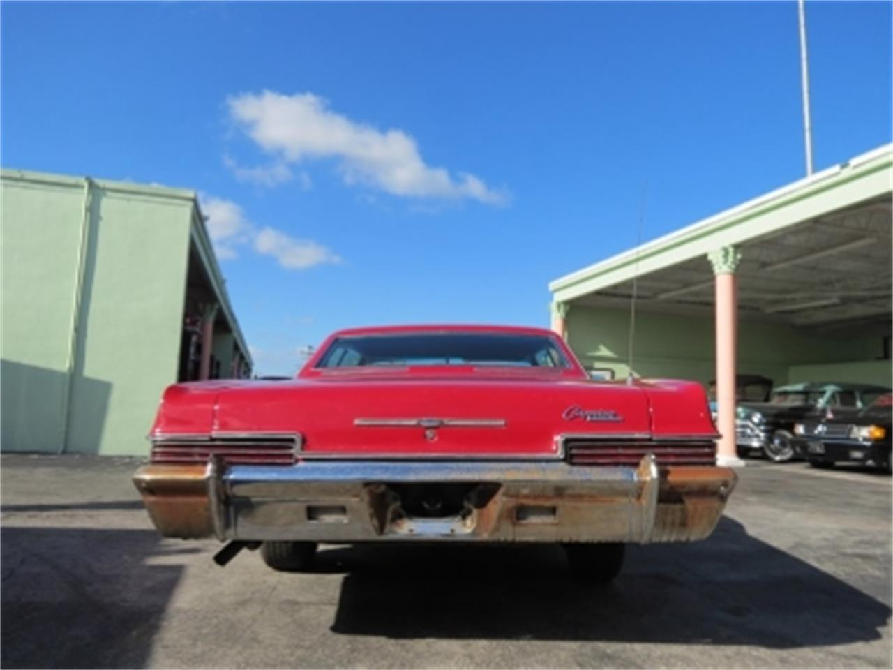 Large Picture of Classic 1966 Chevrolet Caprice located in Miami Florida Offered by Sobe Classics - DVHD