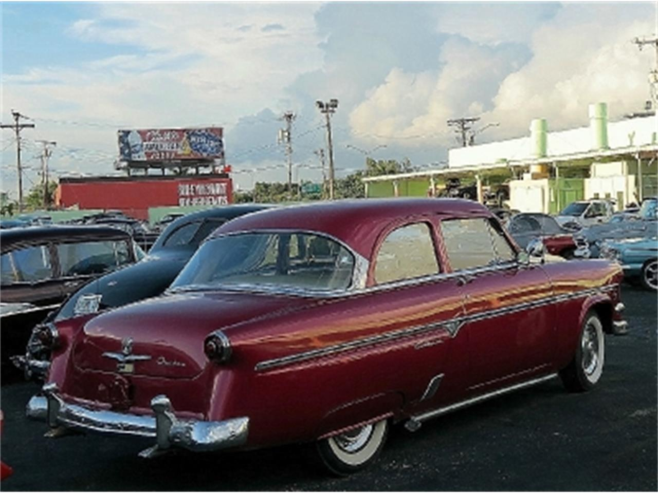 Large Picture of 1954 Ford Custom located in Florida - DVHK
