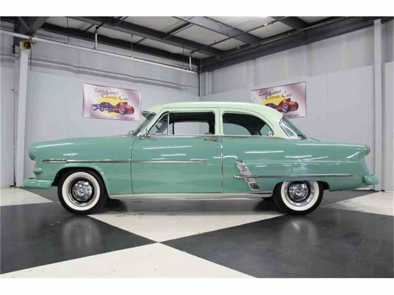 1953 Ford Customline for Sale | ClassicCars.com | CC-640765