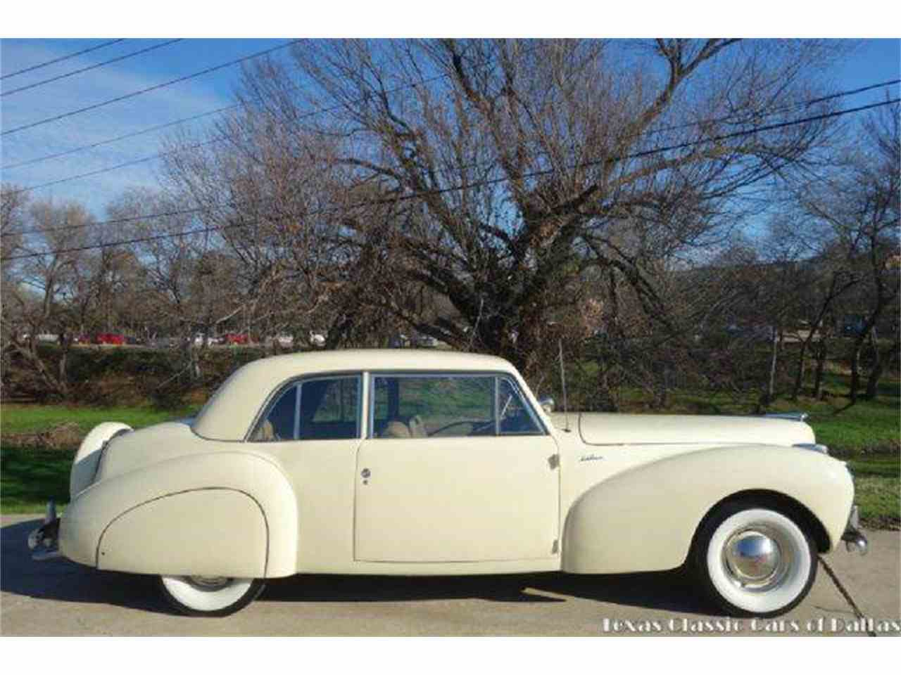 1941 Lincoln Continental for Sale | ClassicCars.com | CC-647689