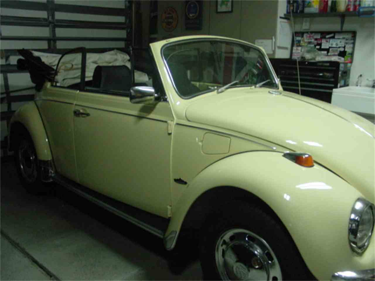 Large Picture of Classic 1968 Volkswagen Beetle - $19,000.00 Offered by a Private Seller - DVTX