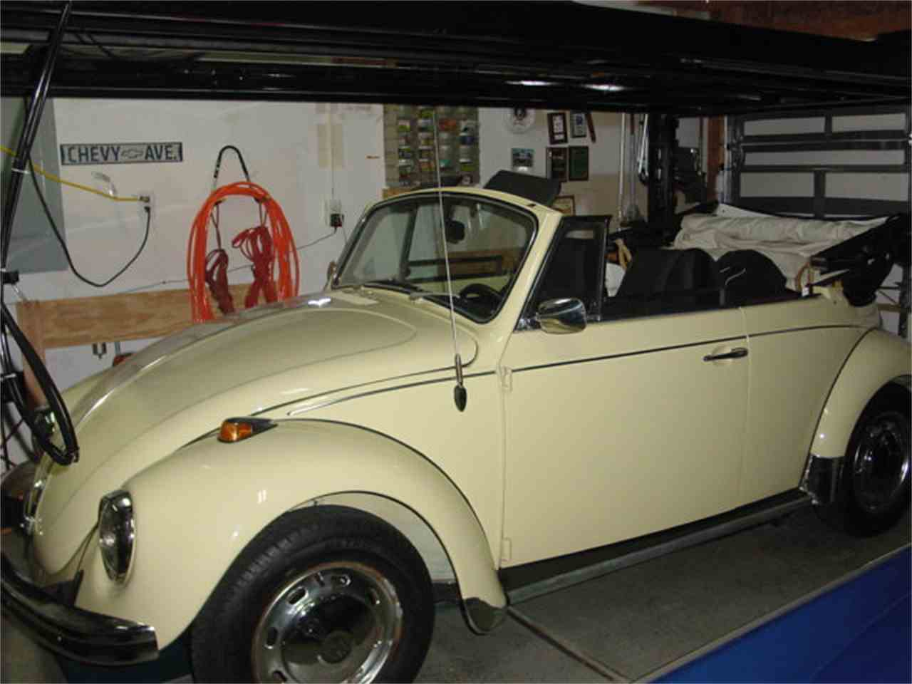 Large Picture of Classic 1968 Volkswagen Beetle located in Waxhaw North Carolina - $19,000.00 - DVTX