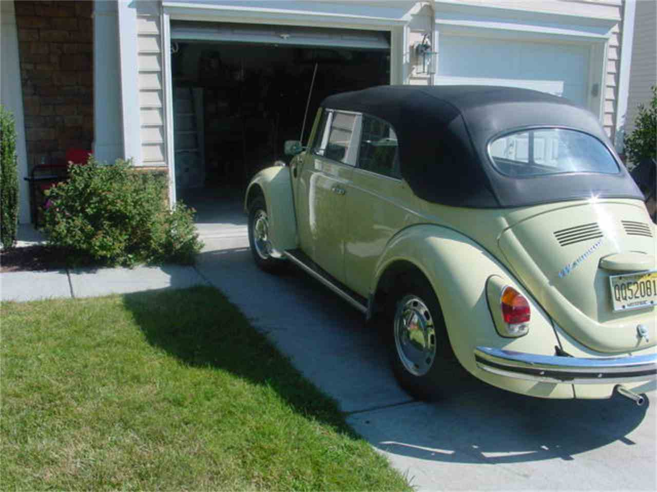 Large Picture of Classic 1968 Beetle located in North Carolina - DVTX