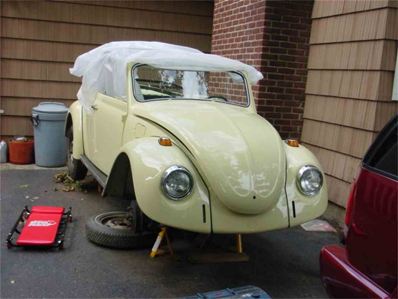 Large Picture of Classic '68 Volkswagen Beetle Offered by a Private Seller - DVTX
