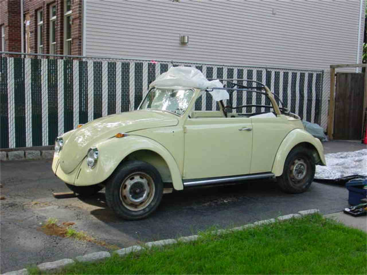 Large Picture of Classic '68 Beetle located in Waxhaw North Carolina - DVTX