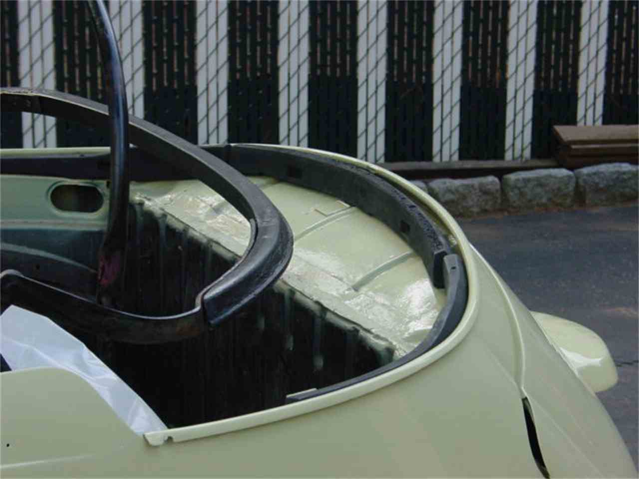 Large Picture of 1968 Volkswagen Beetle located in North Carolina Offered by a Private Seller - DVTX