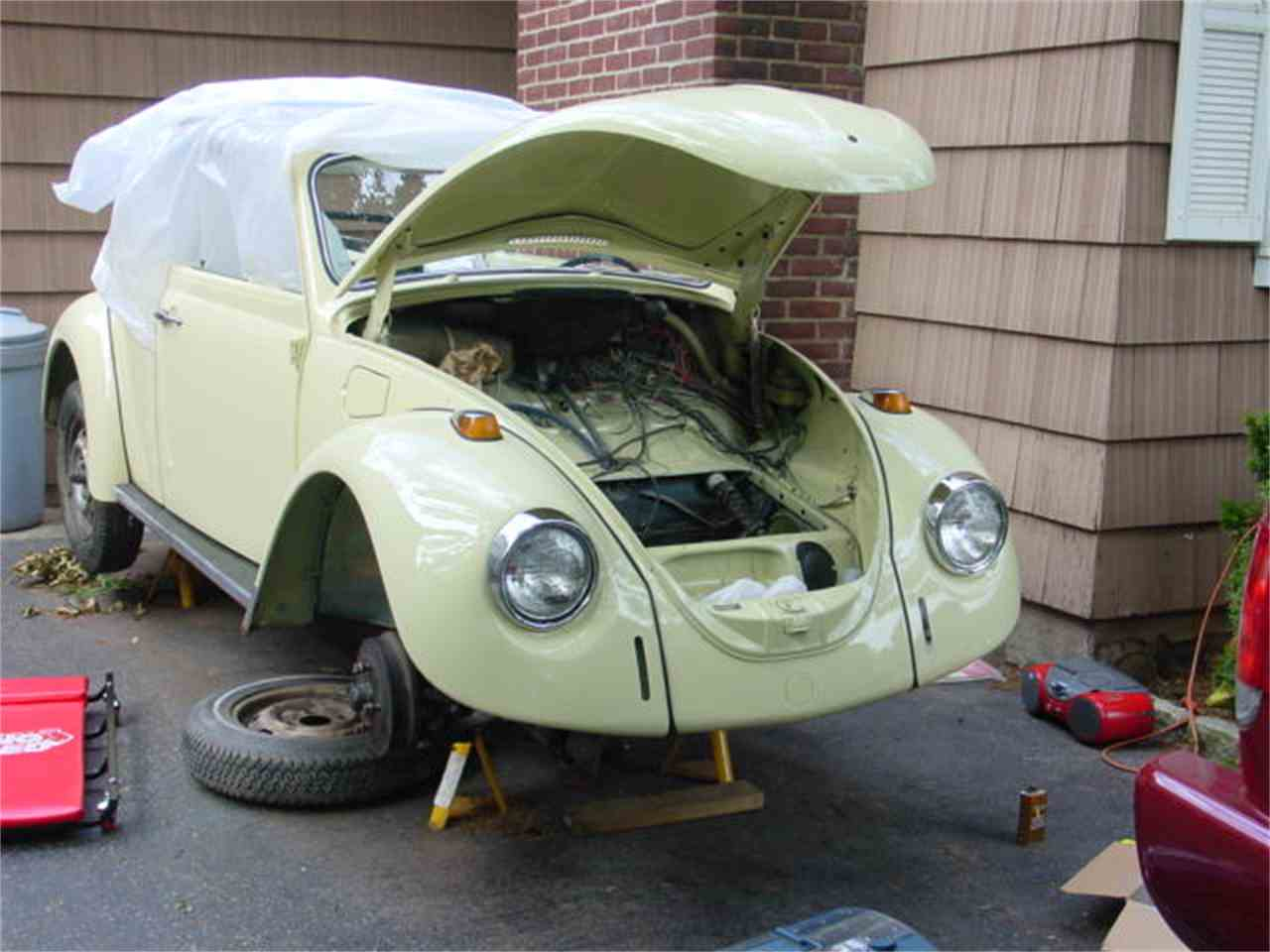 Large Picture of '68 Beetle located in Waxhaw North Carolina - $19,000.00 Offered by a Private Seller - DVTX