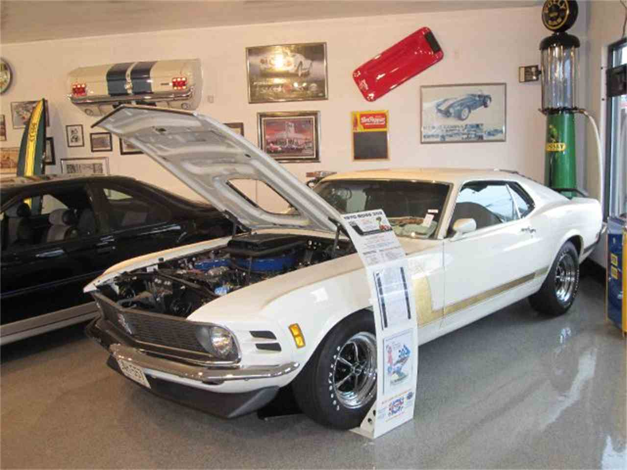 Large Picture of '70 Mustang - DW6I