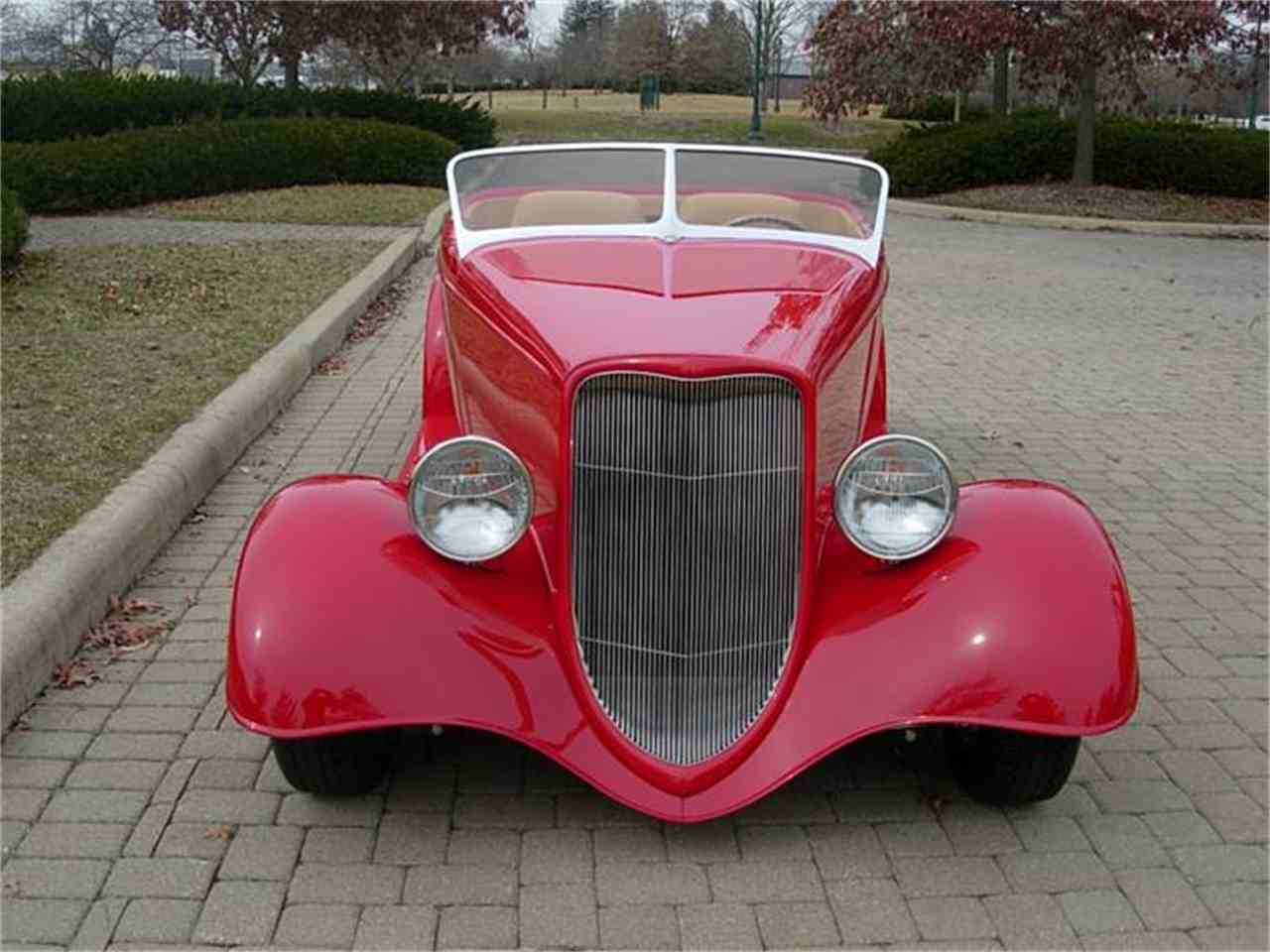 Large Picture of '33 Roadster - DW8B