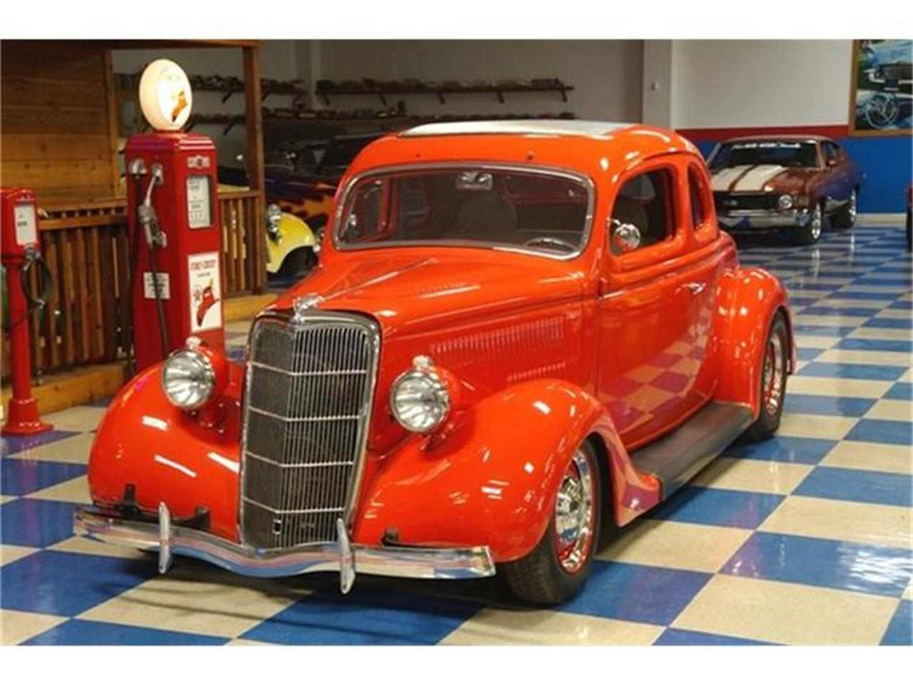 Large Picture of Classic 1935 5-Window Coupe Offered by A&E Classic Cars - DW8C