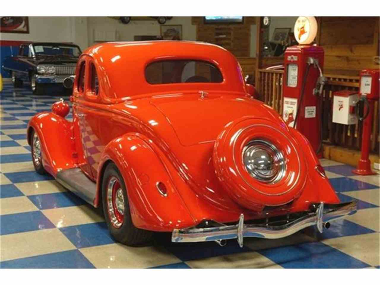 Large Picture of '35 5-Window Coupe - DW8C