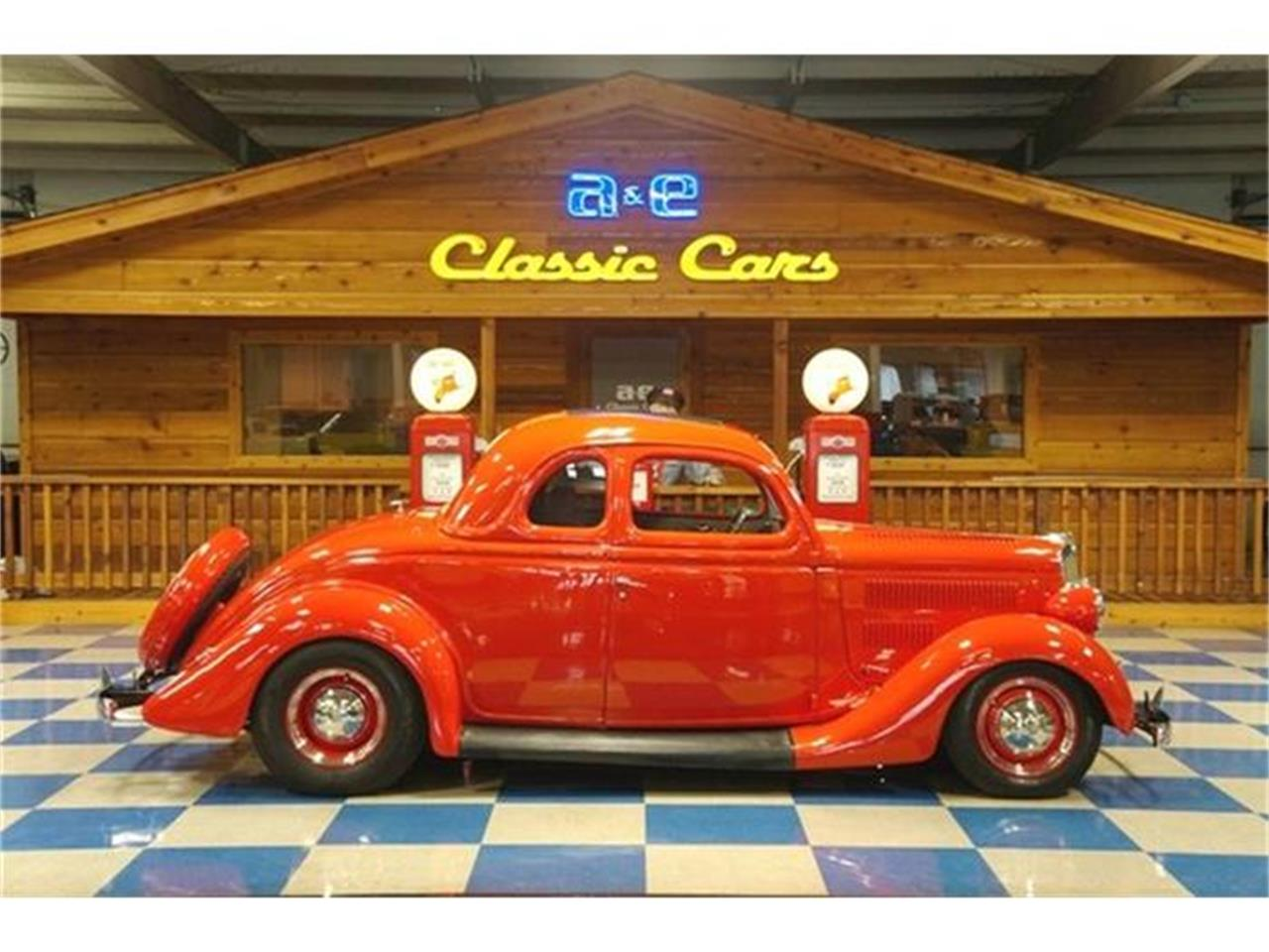 Large Picture of '35 Ford 5-Window Coupe - $59,900.00 - DW8C