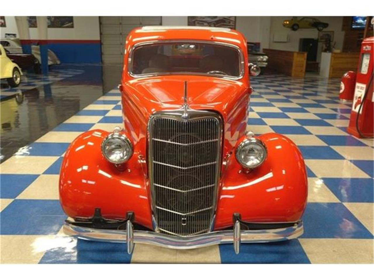 Large Picture of Classic '35 Ford 5-Window Coupe located in New Braunfels Texas - DW8C