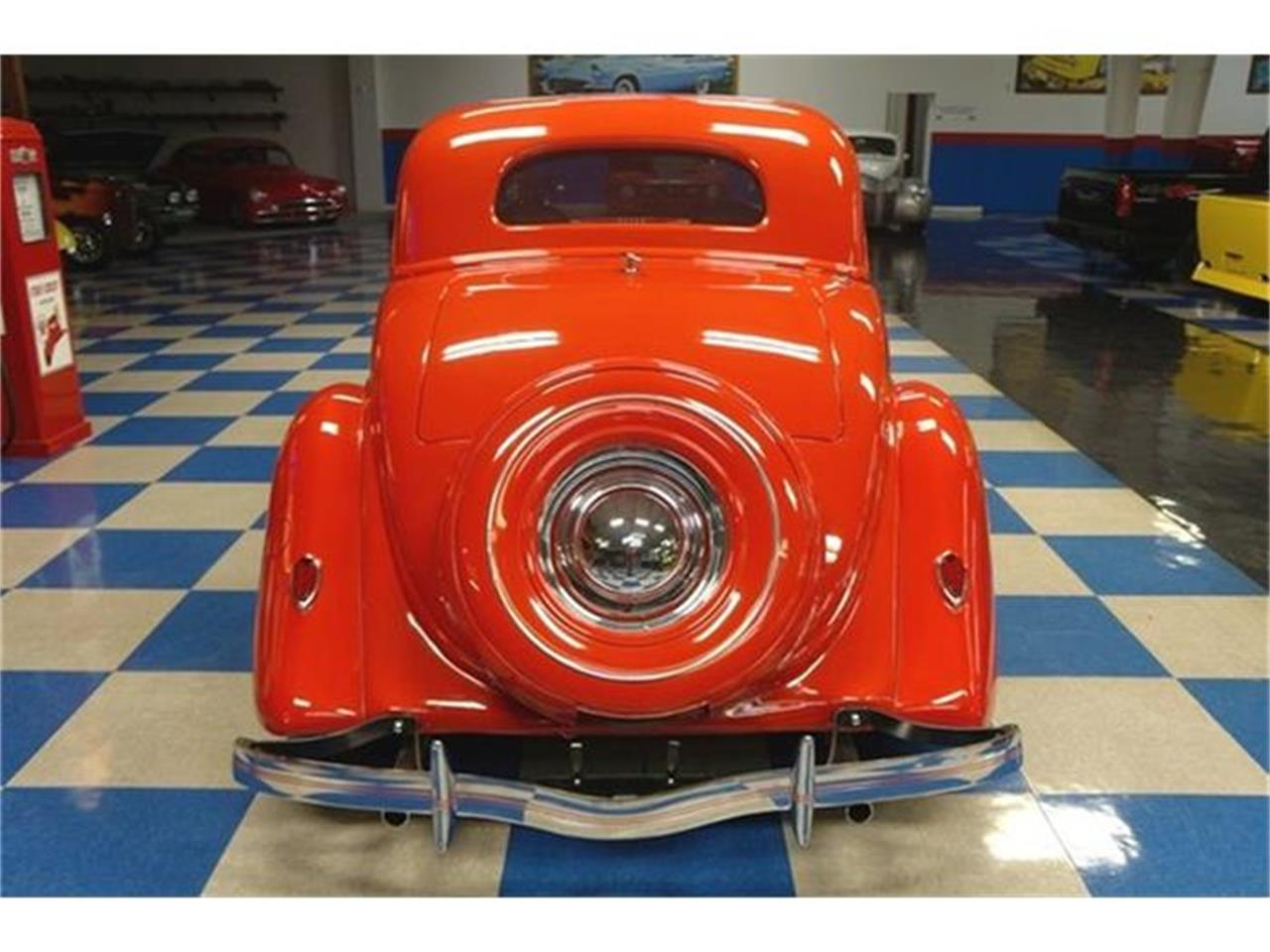 Large Picture of 1935 5-Window Coupe - $59,900.00 - DW8C