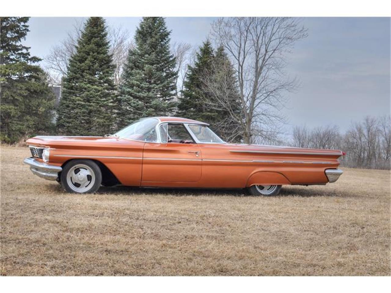 Large Picture of Classic '60 Chevrolet El Camino located in Watertown Minnesota - DW99