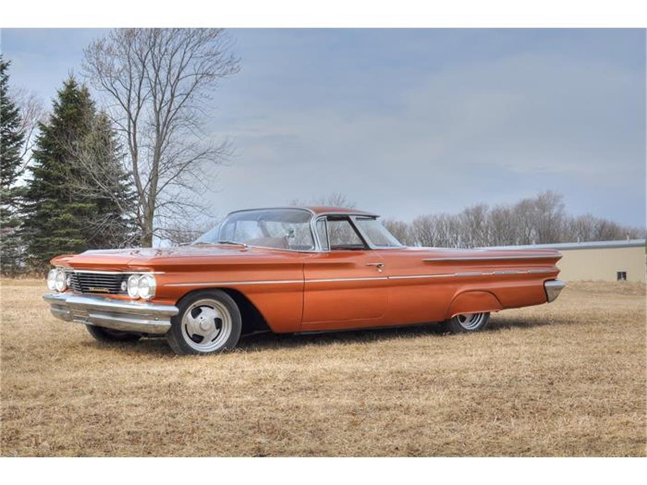 Large Picture of 1960 Chevrolet El Camino - DW99