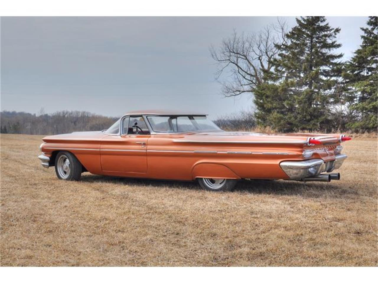 Large Picture of Classic '60 Chevrolet El Camino located in Watertown Minnesota Offered by Hooked On Classics - DW99