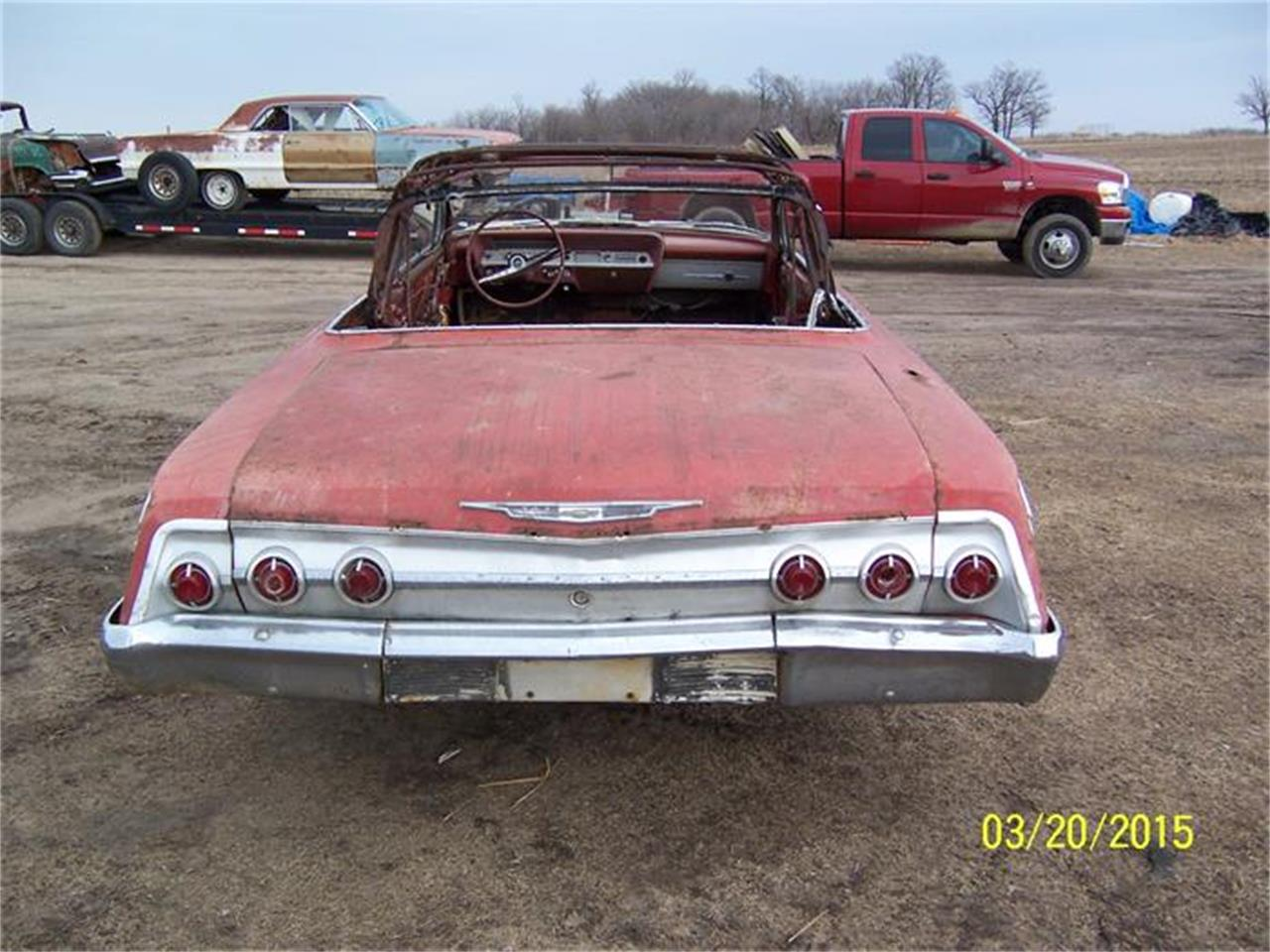 Large Picture of Classic '62 Impala - $6,500.00 - DW9C