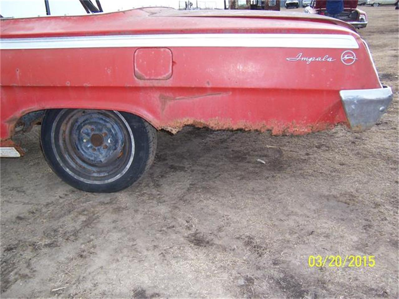 Large Picture of Classic '62 Impala - $6,500.00 Offered by Dan's Old Cars - DW9C
