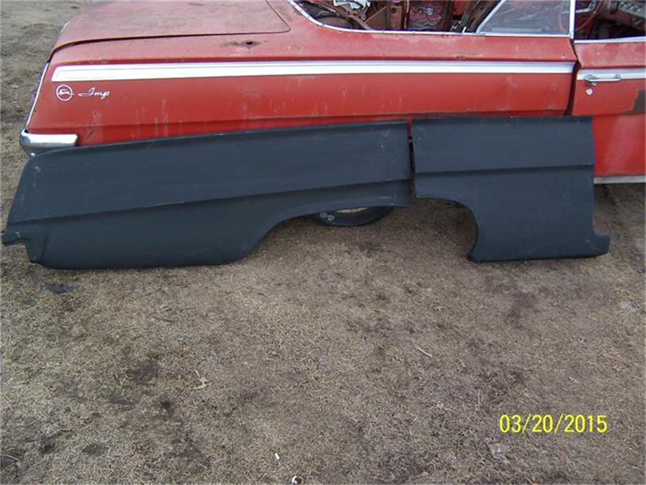Large Picture of '62 Chevrolet Impala - $6,500.00 - DW9C