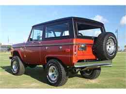 Picture of '73 Bronco located in Pensacola Florida - $89,900.00 - DQJA