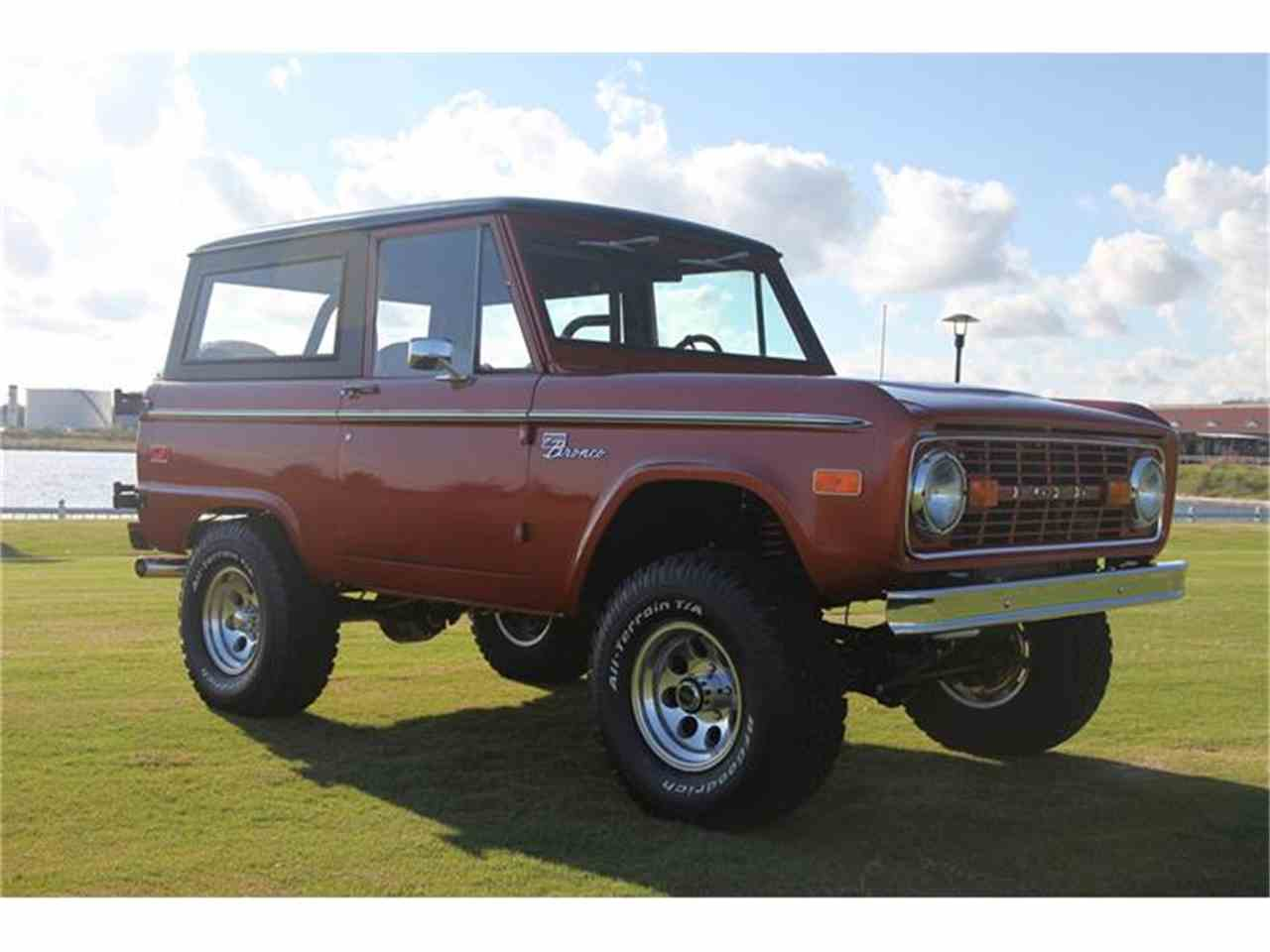 Large Picture of 1973 Bronco located in Pensacola Florida Offered by Velocity Restorations - DQJA