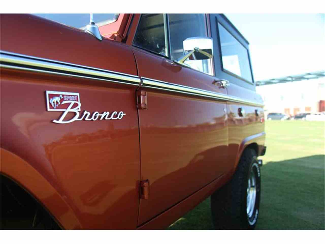 Large Picture of Classic 1973 Ford Bronco - DQJA