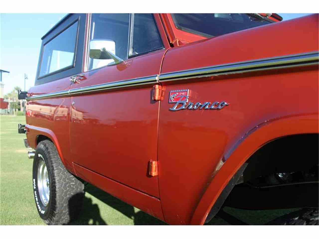 Large Picture of '73 Bronco - DQJA