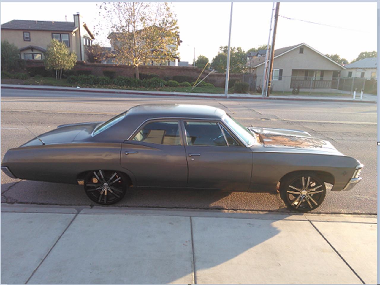 For Sale 1967 Chevrolet Bel Air In San Bernardino California