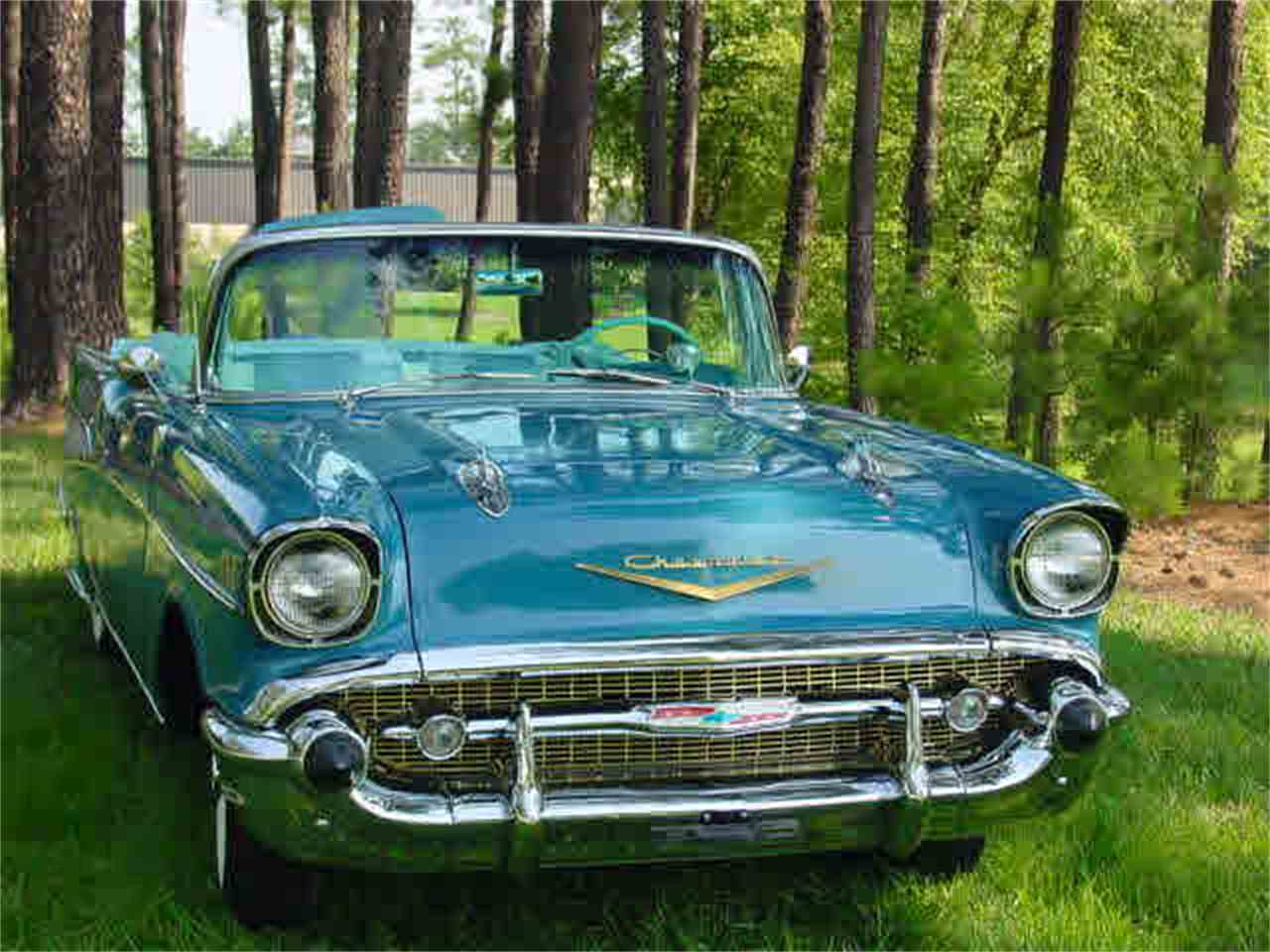Large Picture of '57 Bel Air - DYKG