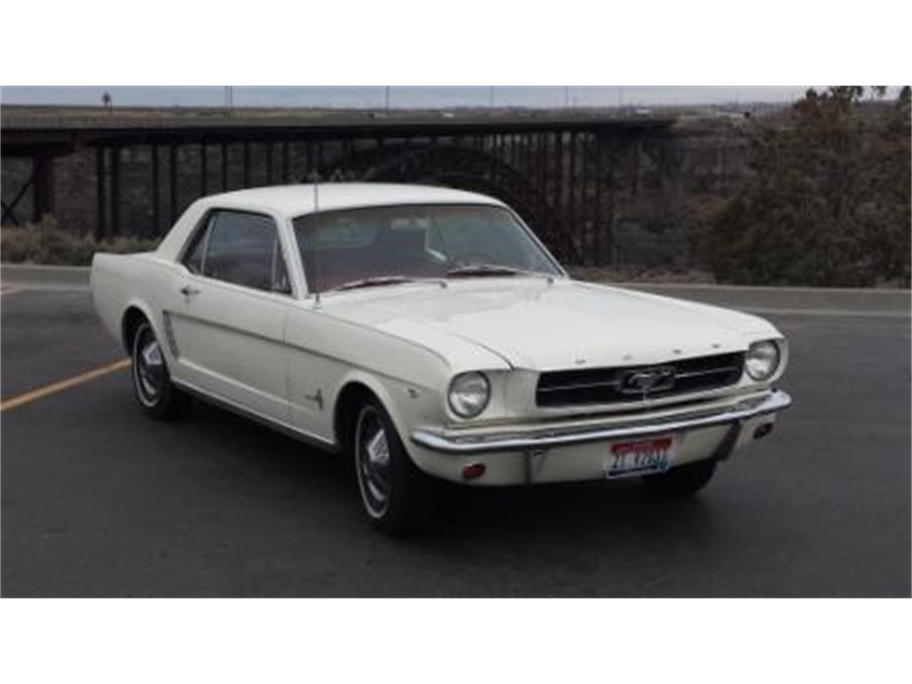 Large Picture of 1964 Mustang located in Twin Falls Idaho Offered by a Private Seller - DYSD