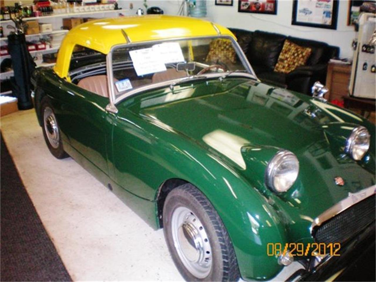 Large Picture of '60 Sprite - DZ5H