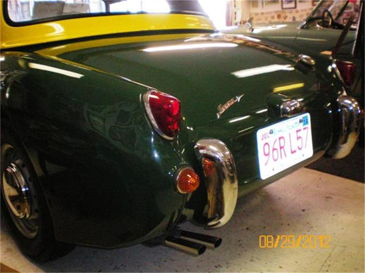 Large Picture of '60 Austin-Healey Sprite located in New Hampshire - $13,500.00 - DZ5H