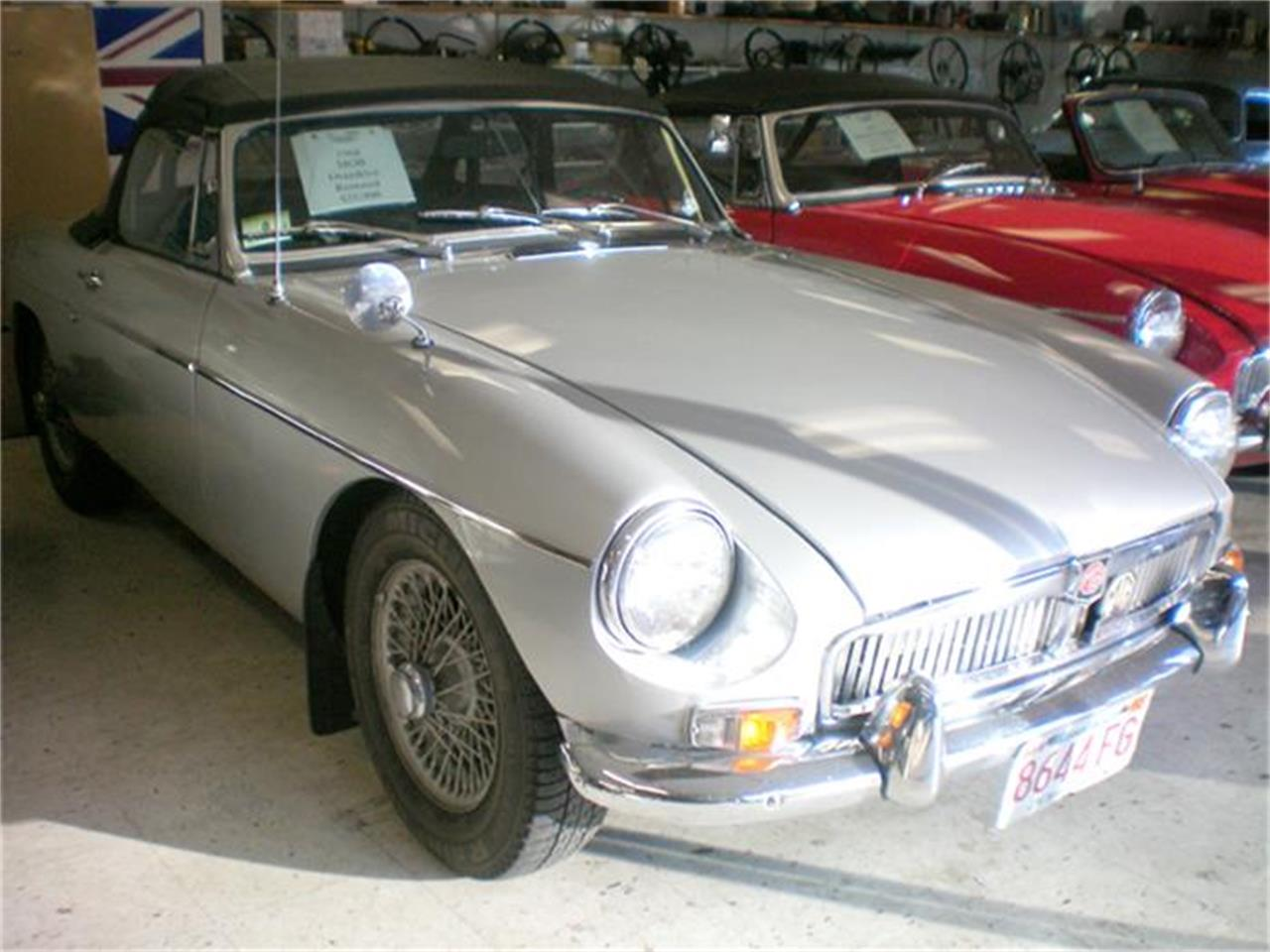 Large Picture of Classic 1968 MG MGB located in New Hampshire - $16,900.00 - DZ86