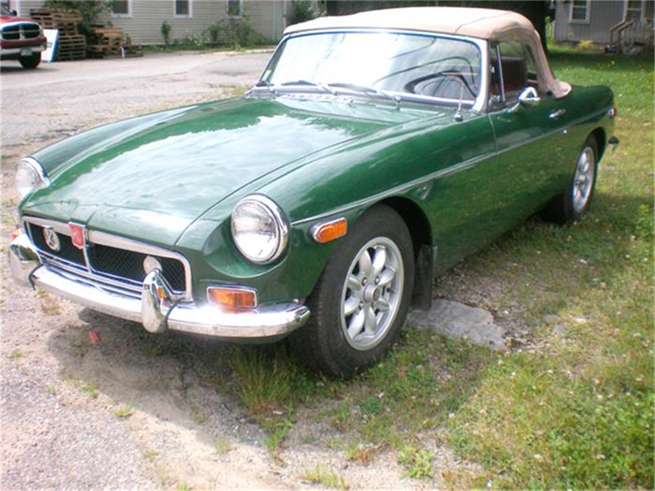 Large Picture of '78 MGB - DZ8I