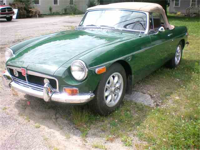 Picture of 1978 MG MGB located in New Hampshire - $16,500.00 - DZ8I