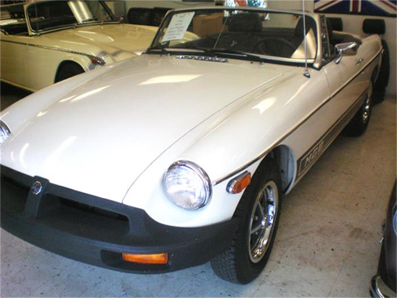 Large Picture of '80 MGB - DZ8K