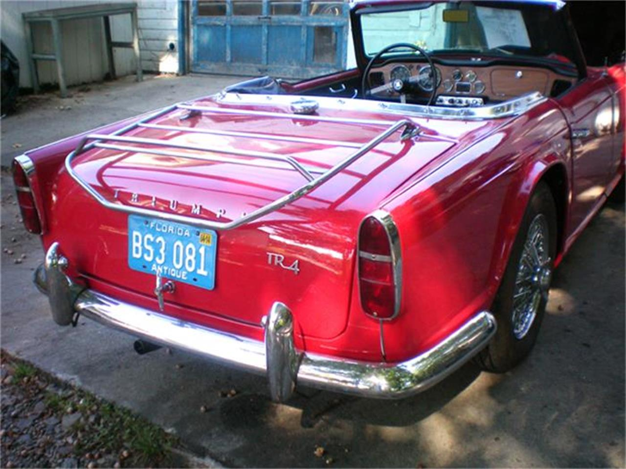 Large Picture of Classic '65 Triumph TR4 - $29,900.00 Offered by Brit Bits - DZ95
