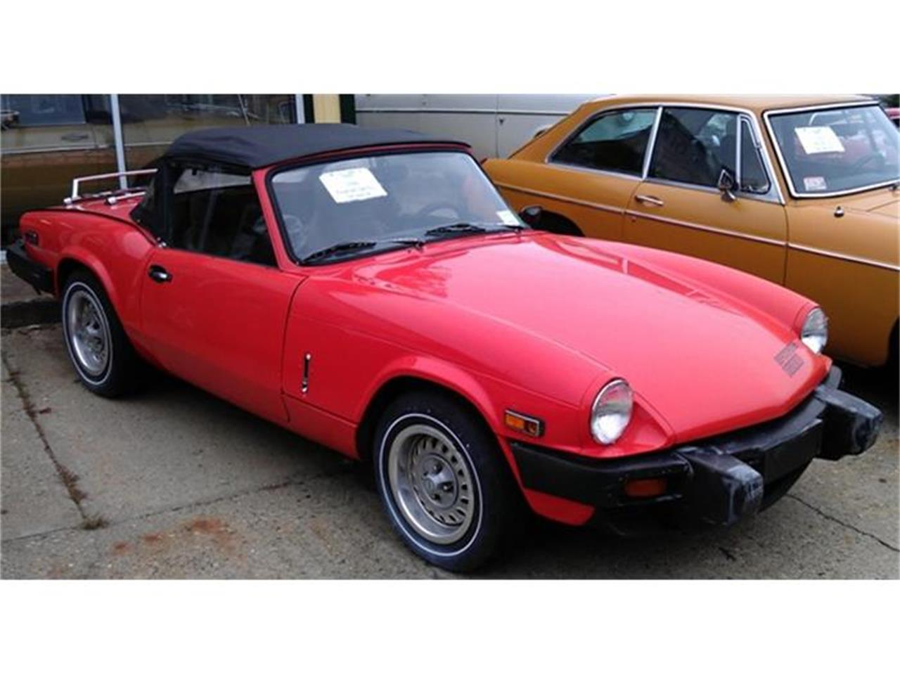 Large Picture of '80 Triumph Spitfire located in Rye New Hampshire - DZ9N