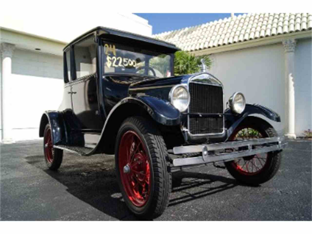 Large Picture of '24 Model T - DZF2