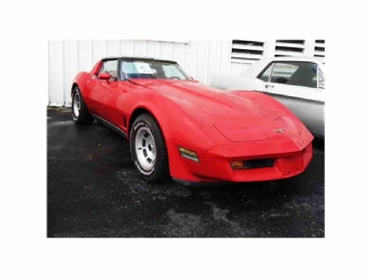 Large Picture of '80 Corvette - DZF7