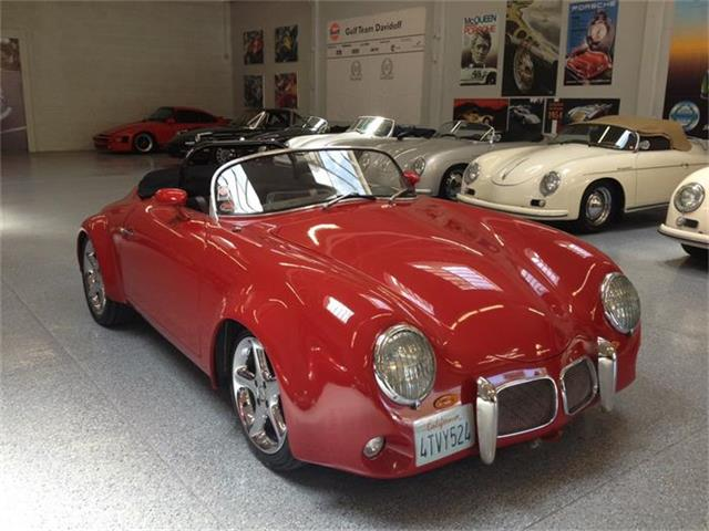 Picture of '57 Porsche Outlaw Speedster located in California - $49,950.00 - DZJC