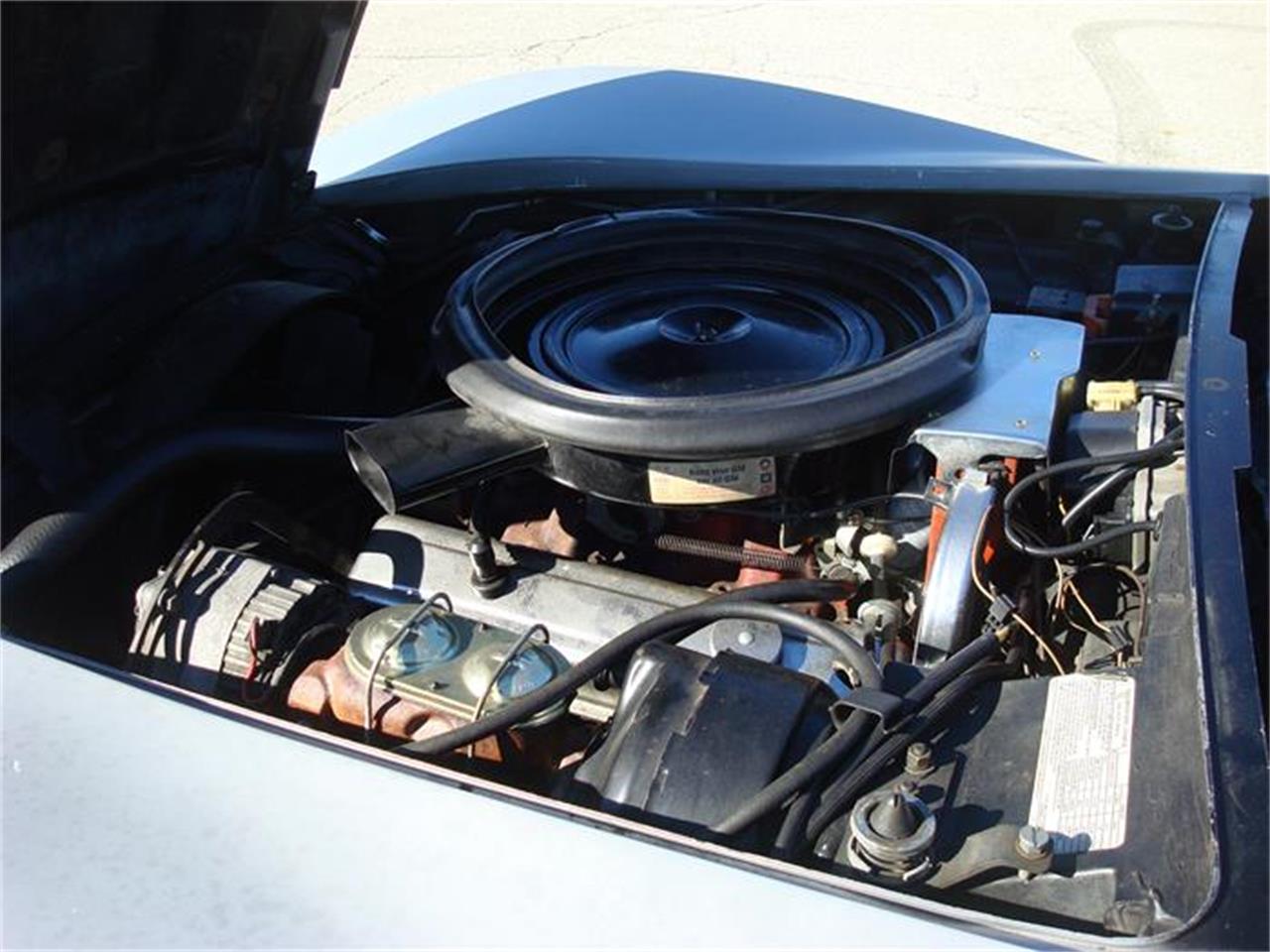 Large Picture of '74 Corvette - DZK8