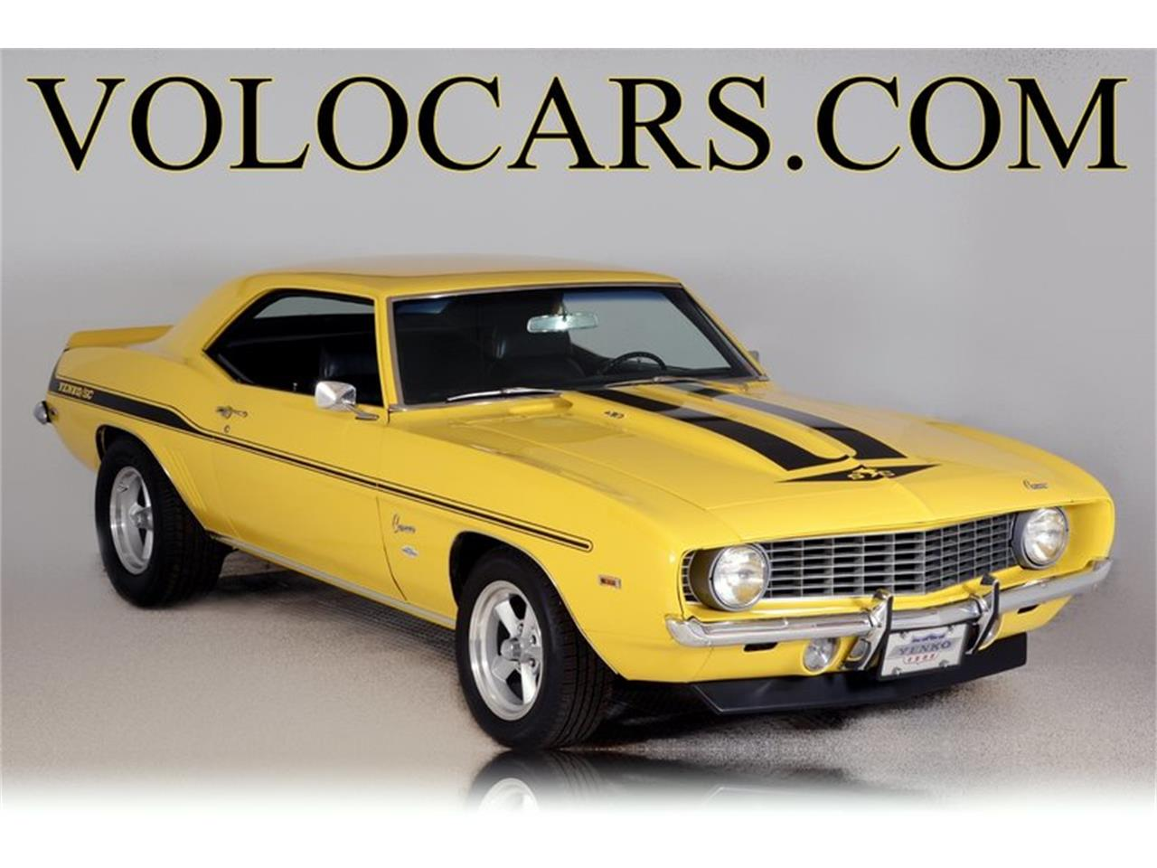 Yenko Camaro For Sale >> 1969 Chevrolet Camaro Yenko Tribute For Sale Classiccars Com Cc