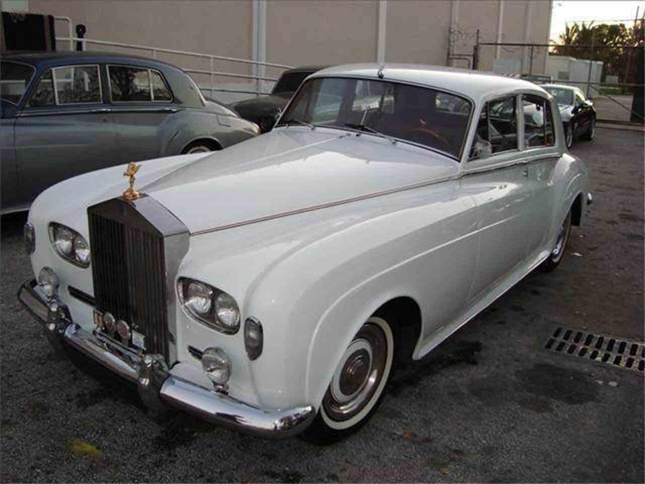 1965 rolls royce silver cloud iii for sale cc 653129. Black Bedroom Furniture Sets. Home Design Ideas