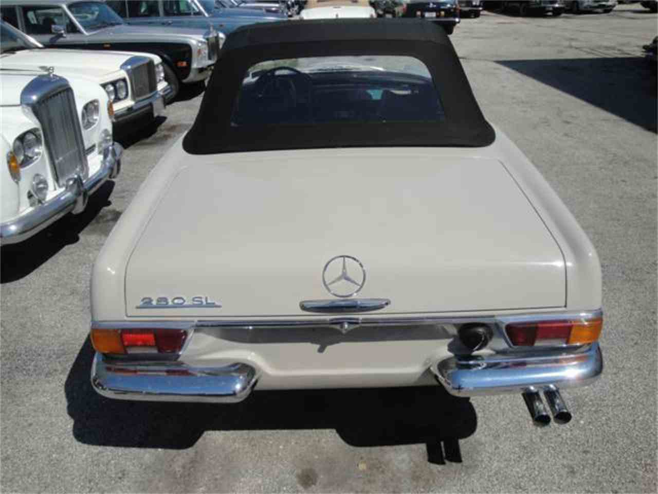 Large Picture of '71 SL-Class - DZYI